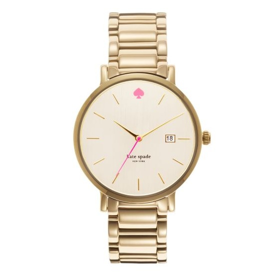 kate spade just introduced a new line of watches