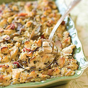 One bowl recipes: Chicken and wild rice bake