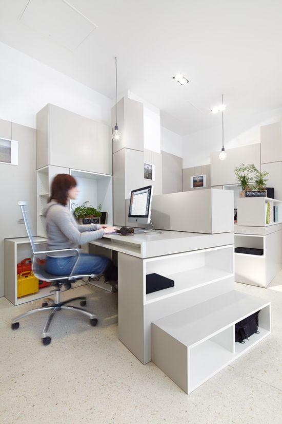 Hypernuit Offices / h2o architectes