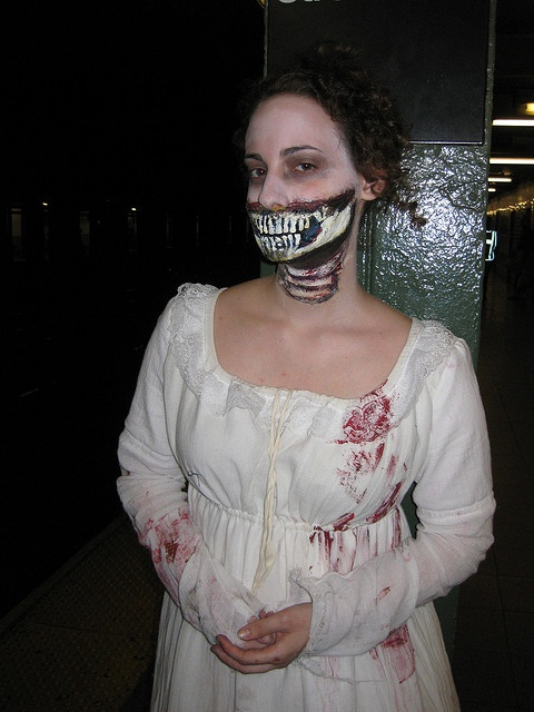 """""""pride and prejudice and zombies"""" by zombieite on Flickr. halloween, #cosplay, #costumes, #books"""