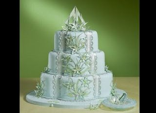 Romantic Wedding Cakes Kerry Vincent