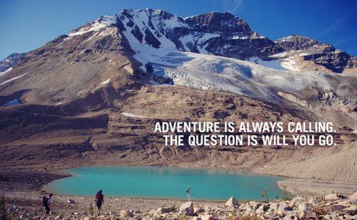 Adventure / Julian Bialowas