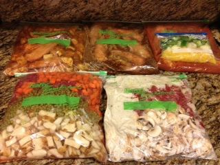 5 Crockpot Freezer Meals @Allyson Angelini Whitt for what we talked about today
