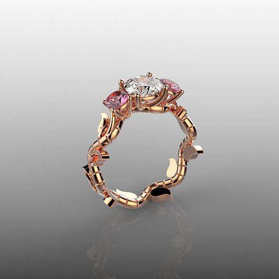 Engagement Rings in Fine Jewelry - Etsy Jewelry