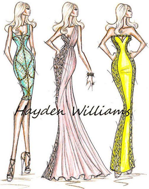 Fashion Elite collection: Donatella Versace by Hayden Williams by Fashion_Luva, via Flickr