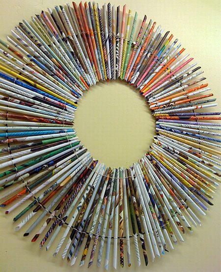 25 Ways to Recycle Magazines