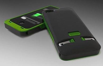 JuiceTank iPhone case. Keeps your iPhone juiced up.