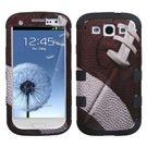 $9.99 Samsung Galaxy S3 Hybrid Case - Football-Sports