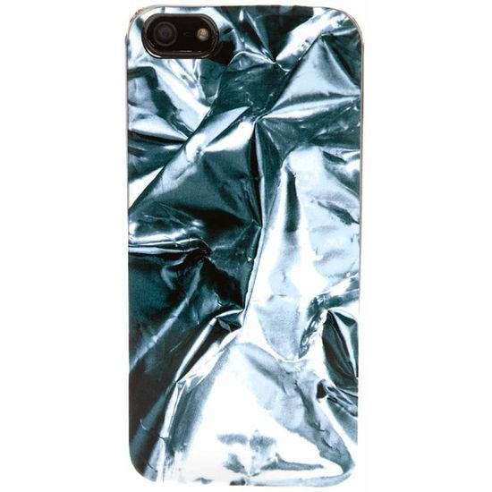 Marc by Marc Jacobs Metal Wrapper iPhone 5 Case - Polyvore
