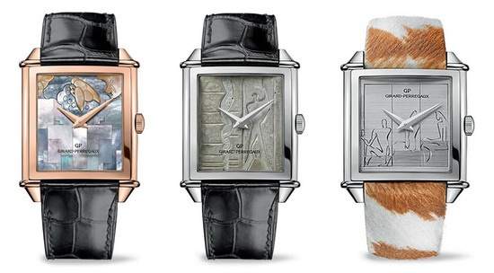 Girard-Perregaux Le Corbusier inspired watches