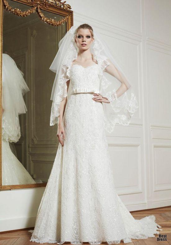 Zuhair Murad Wedding Dresses 2013 @}-,-;--