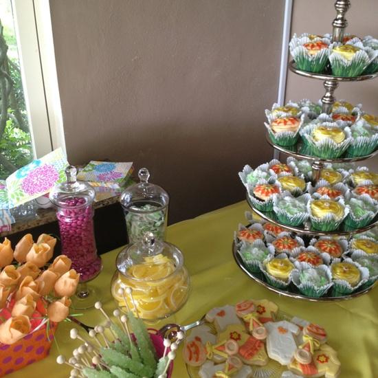 baby shower dessert bar ideas