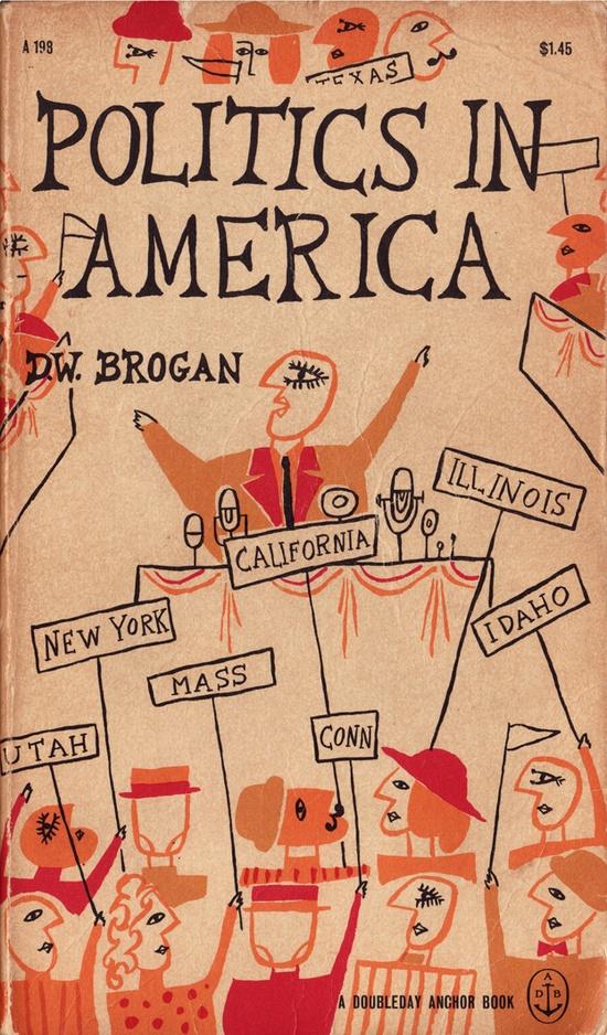 Politics In America 1955