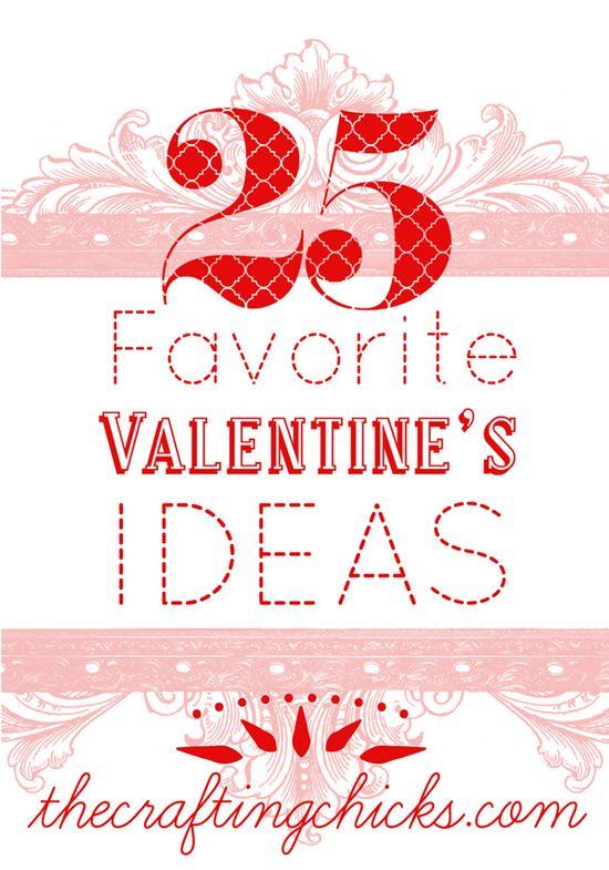 Valentine-Ideas
