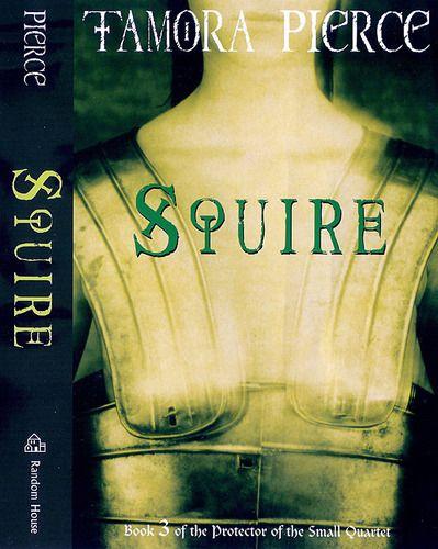 Squire + Book Cover Design