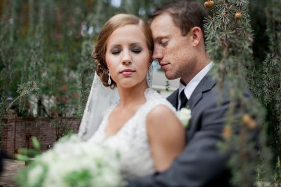 Creative artistic wedding photography