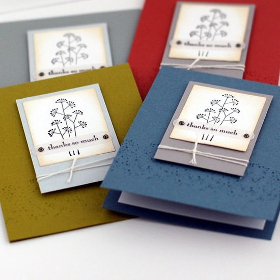 Stampin' Up! Pocket Silhouettes