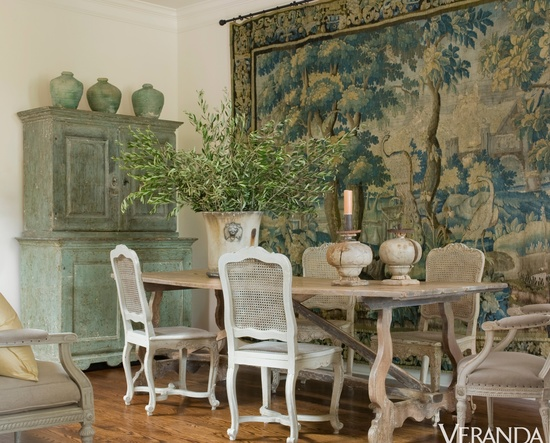 Jane Moore dining room - Veranda