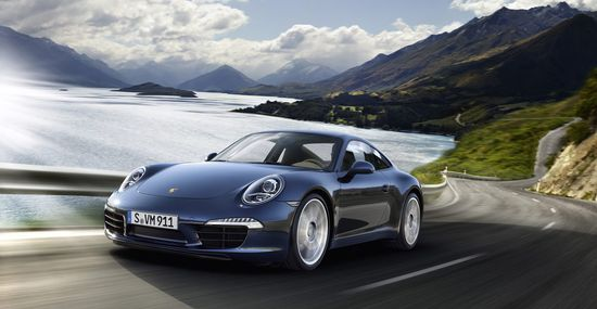 I can't post enough pictures of the amazing 2012 model Porsche 911 Carrera S