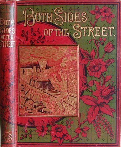 Both Sides of the Street, book cover