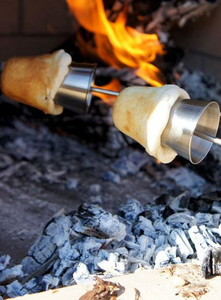 Campfire cooking....great ideas