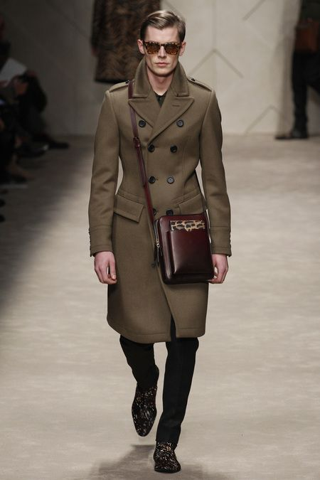 FALL 2013 MENSWEAR Burberry Prorsum