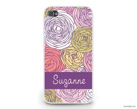 Colored Roses Phone Cover
