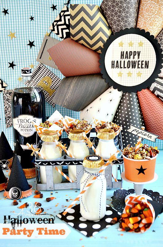 Halloween Party Ideas and Decor