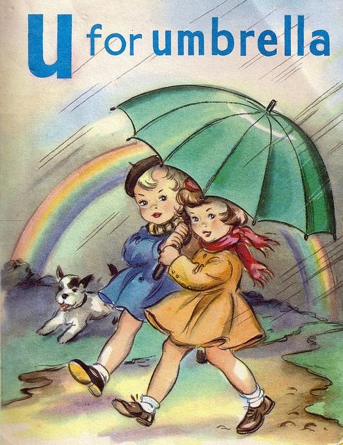 """""""U is for Umbrella"""""""