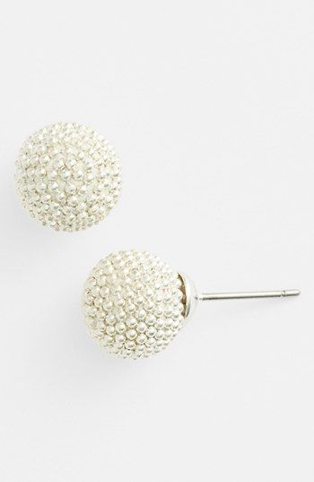 Anne Klein Stud Earrings