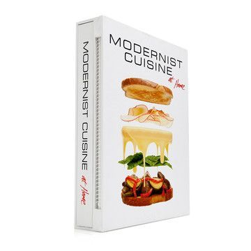 Modernist Cuisine is the ultimate Cookbook
