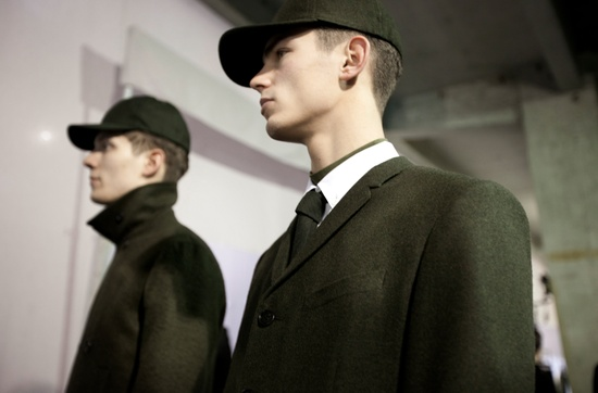 #Dior Men's fashion show FW2012