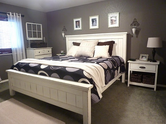Bed room!