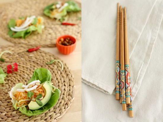 Vietnamese Summer Wraps