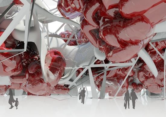 Biodigital Architecture Master - Karl S. Chu Studio in Barcelona