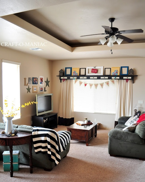 Valentine Styled Home Decor