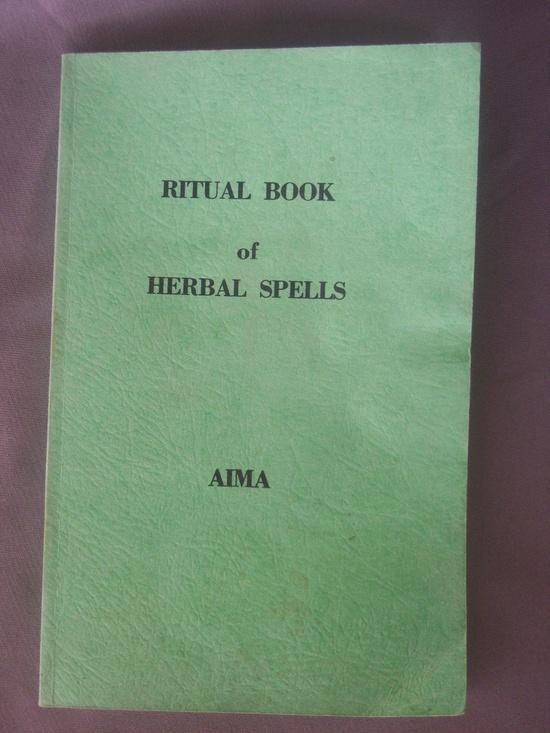// Ritual Book of Herbal Spells