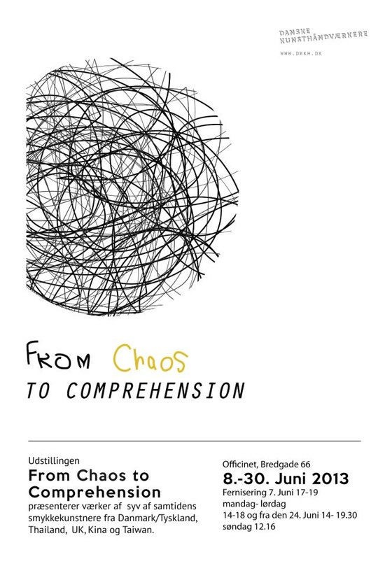 """FROM CHAOS TO COMPREHENSION"", Copenhagen, Denmark."