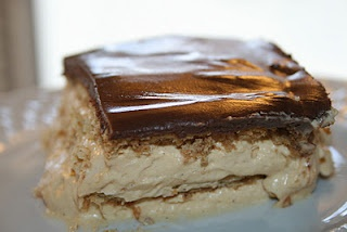 Happy National Chocolate Eclair Dessert Day! Bet you didn't know that there was such a day!