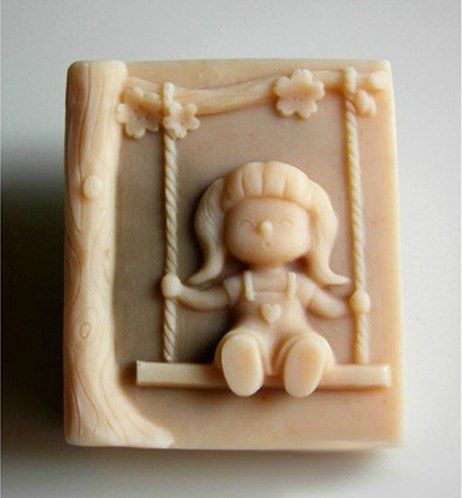 Silicone Handmade Soap Mold Chocolate Mold Crafts