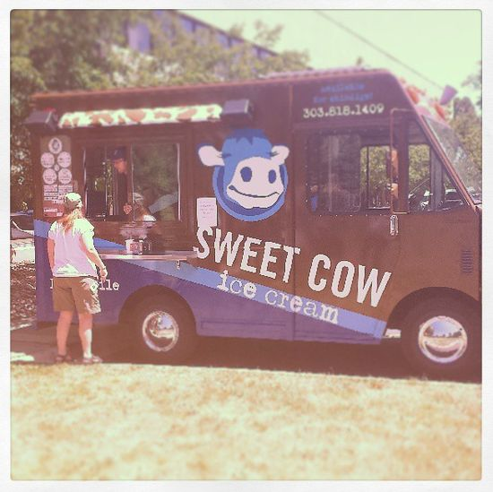 Gaiam Summer Picnic: Sweet Cow Ice Cream