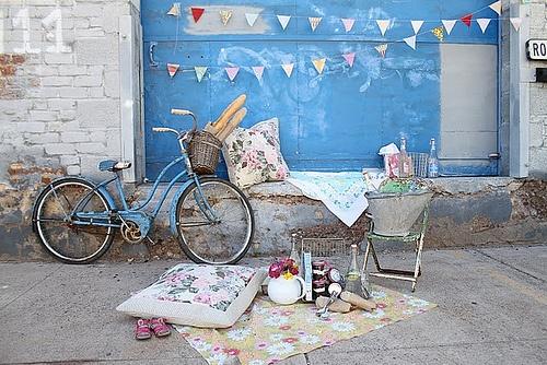 the urban picnic