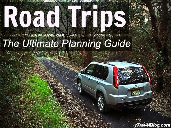 The Ultimate Road Trip Planning Guide is here: www.ytravelblog.c...