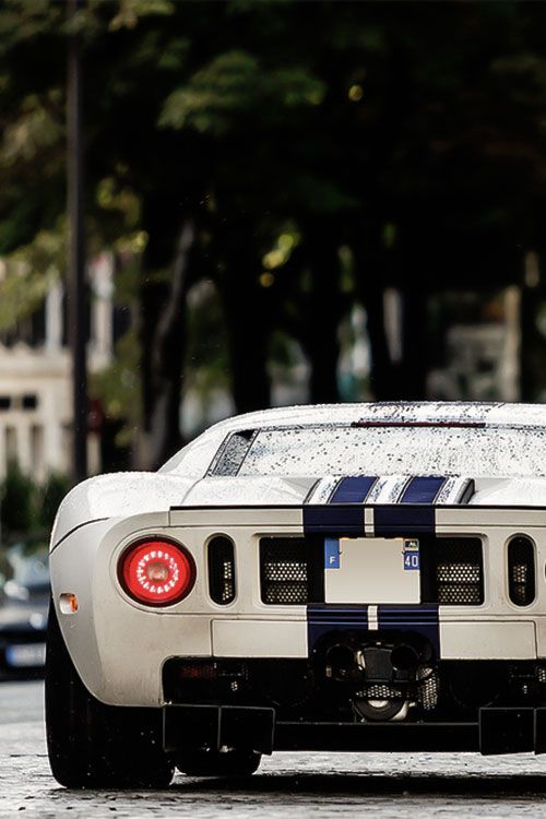 'If only...' The Legendary Ford GT
