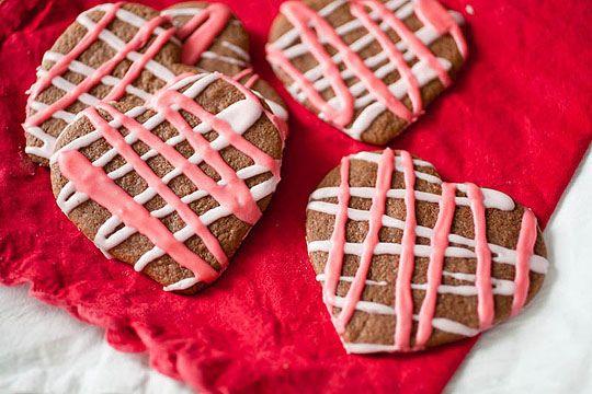 Chewy Nutella sugar cookies