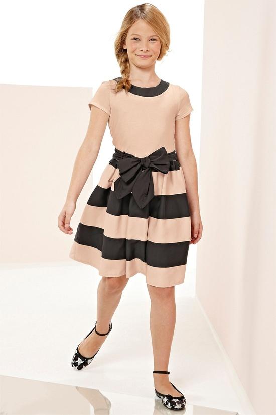 Kid's Clothing - Kidswear and Clothes for Children - Next Stripe Dress - EziBuy Australia