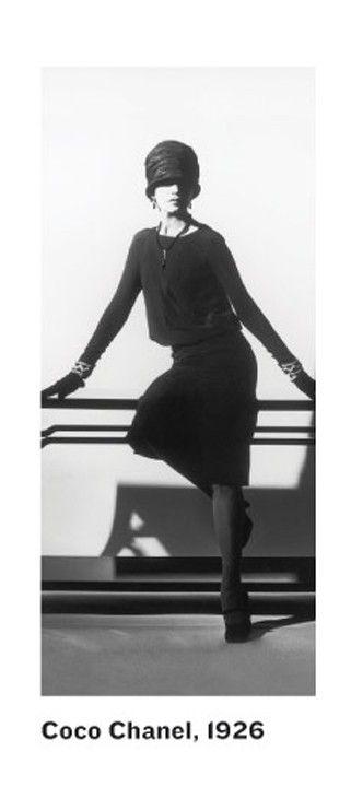 Coco Chanel - 1926