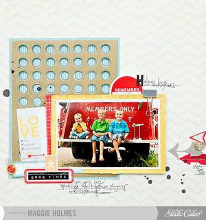 Good Times {Main Kit Only} by maggie holmes at Studio Calico Dec Kit