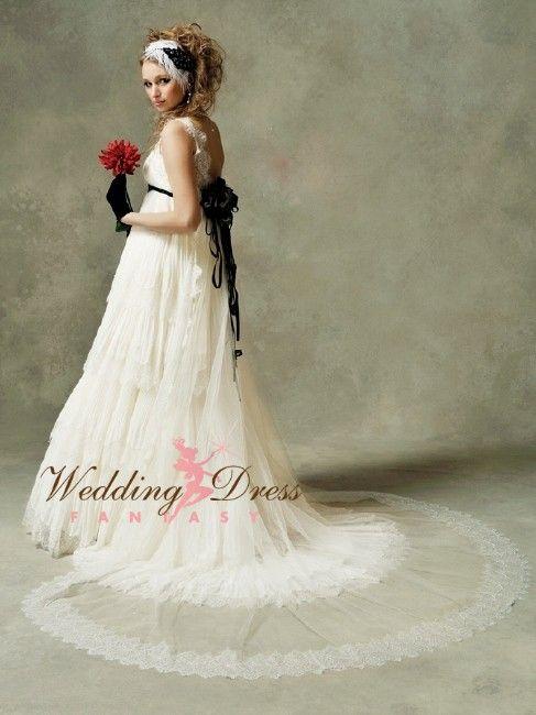 Wedding Gown Converts to Short Wedding by WeddingDressFantasy, $845.00
