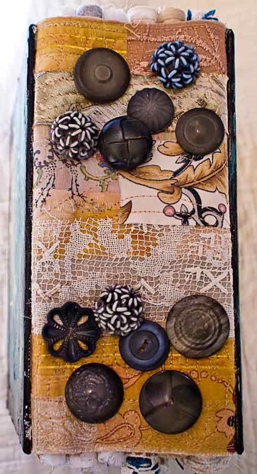 handmade journal by dj pettitt